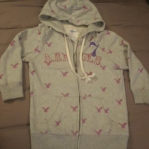 American Eagle Outfitters Other - 🍁Amer Eagle Jacket & Aeropostale sweatpants